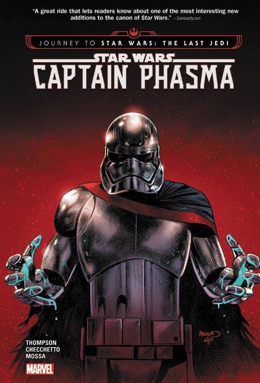 Star Wars: Captain Phasma (hardcover)