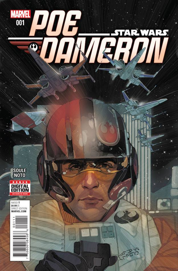 Star Wars Poe Dameron: Black Squadron