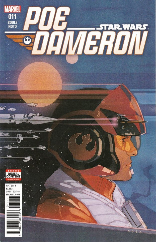 Star Wars Poe Dameron 11