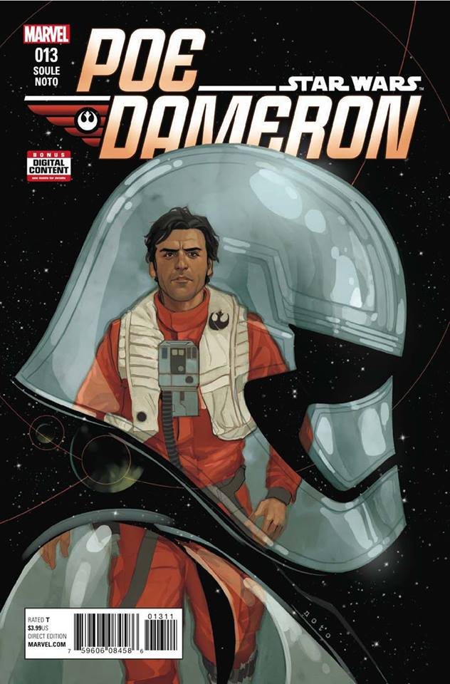 Star Wars Poe Dameron 13