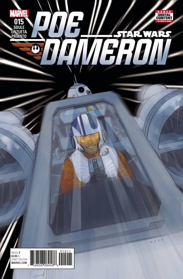Star Wars Poe Dameron 15