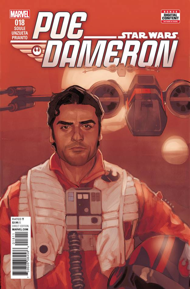 Star Wars Poe Dameron 18