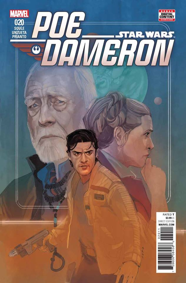 Star Wars Poe Dameron: Legend Found