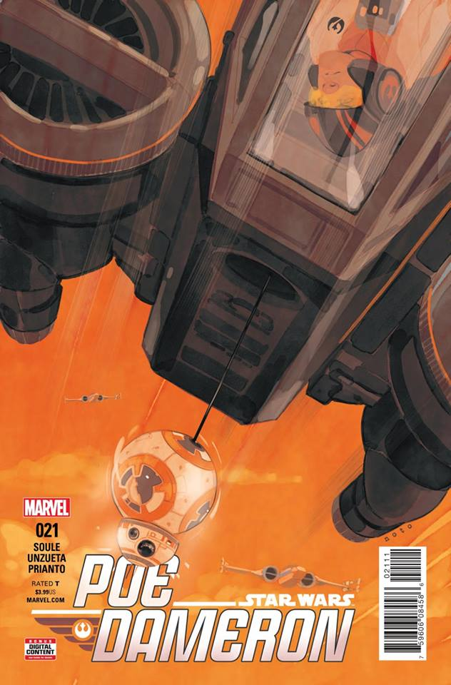 Star Wars Poe Dameron 21