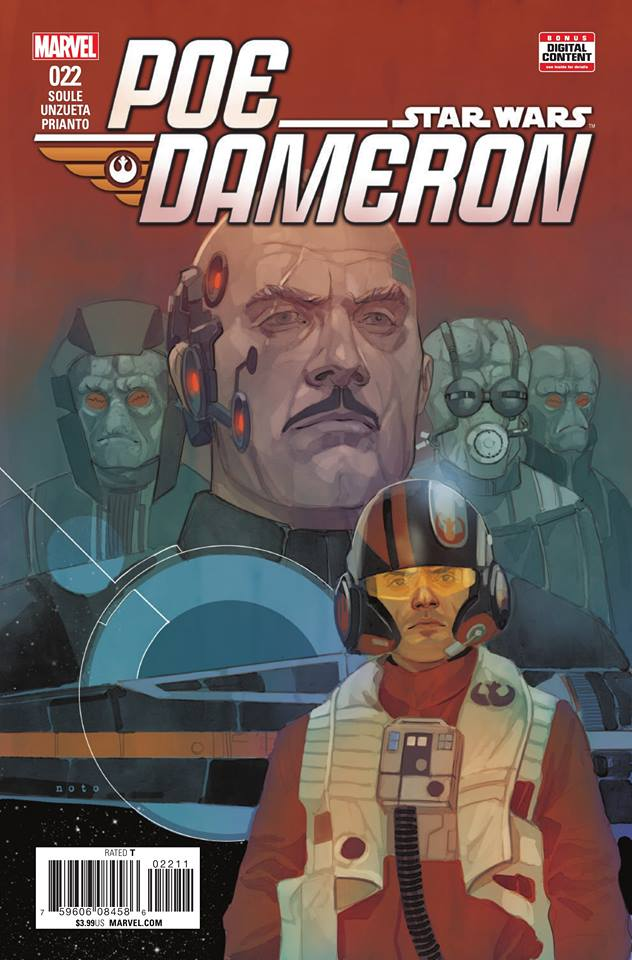 Star Wars Poe Dameron 22