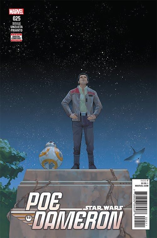 Star Wars Poe Dameron 25