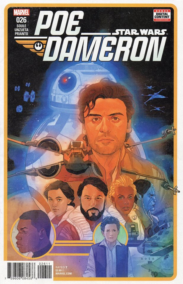 Star Wars Poe Dameron: The Awakening
