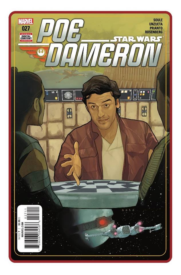 Star Wars Poe Dameron 27
