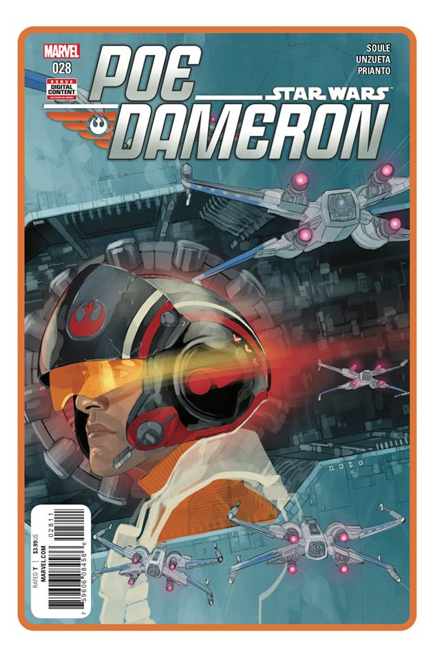 Star Wars Poe Dameron 28