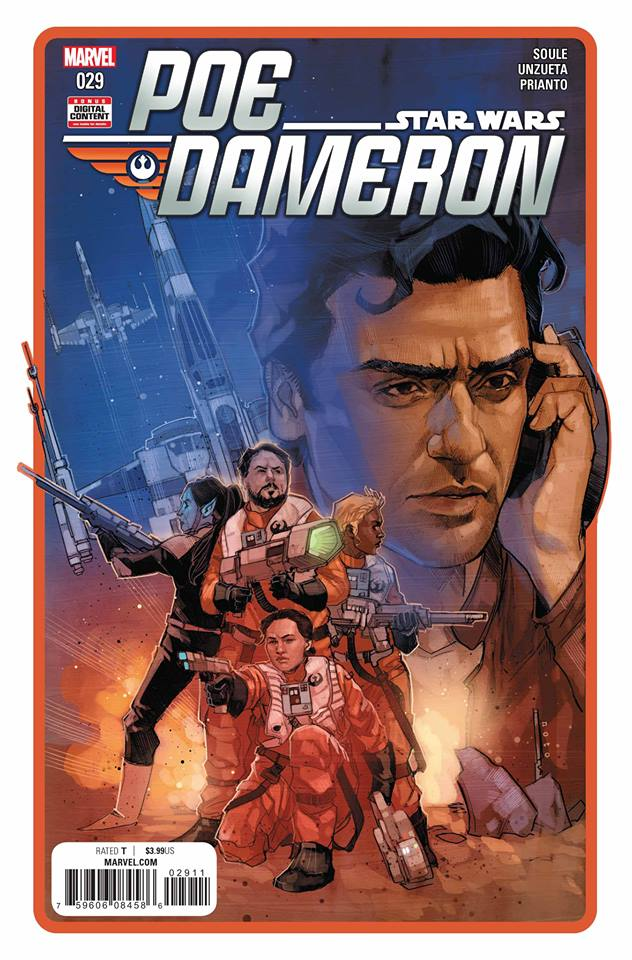 Star Wars Poe Dameron 29