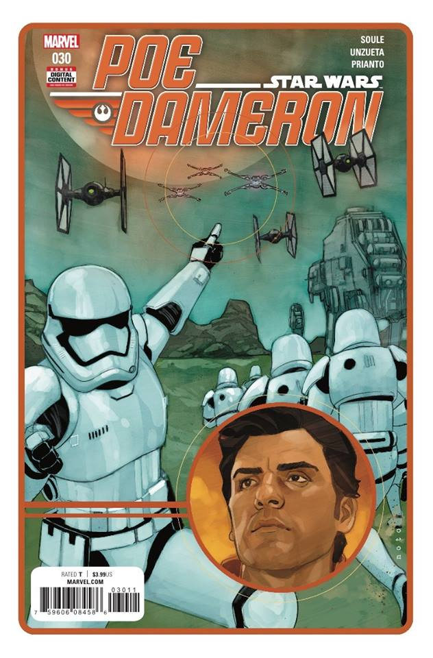 Star Wars Poe Dameron 30