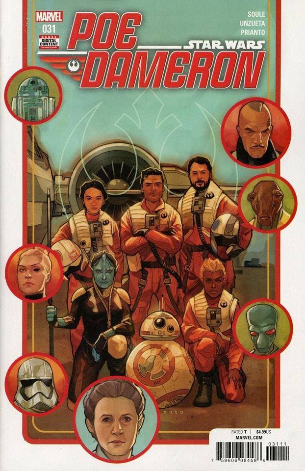 Star Wars Poe Dameron 31