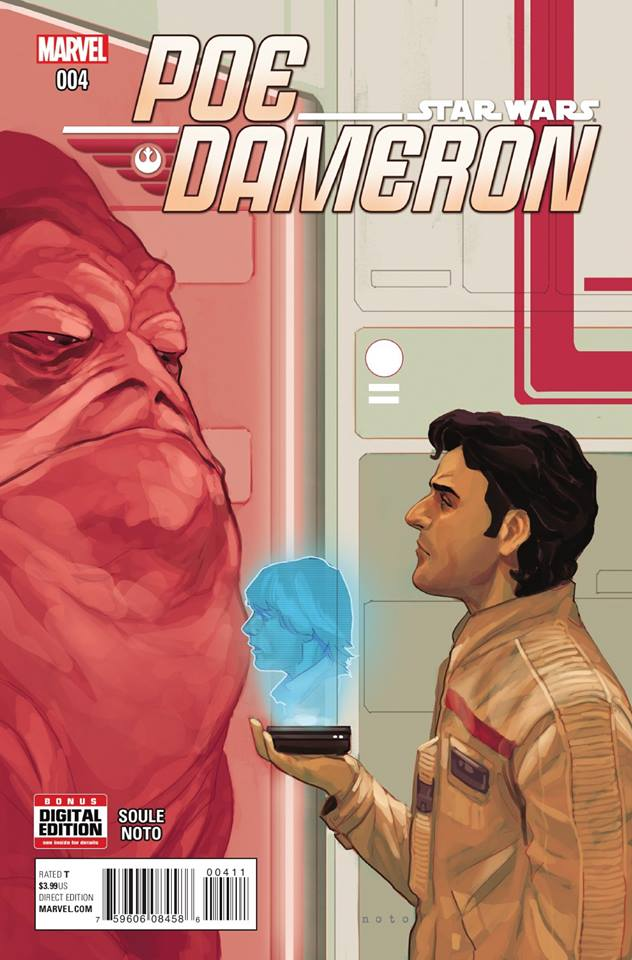 Star Wars Poe Dameron: Lockdown