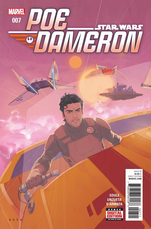 Star Wars Poe Dameron: War Stories