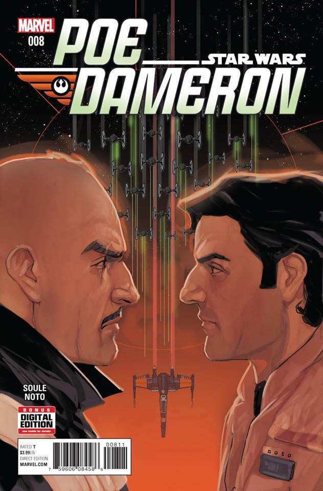 Star Wars Poe Dameron 8 - First Printing