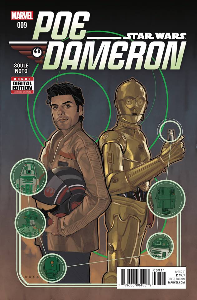 Star Wars Poe Dameron 9