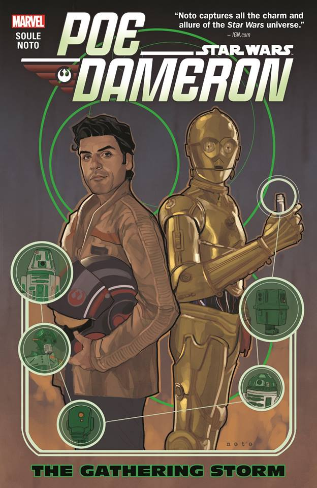 Star Wars: Poe Dameron Volume 2 - The Gathering Storm