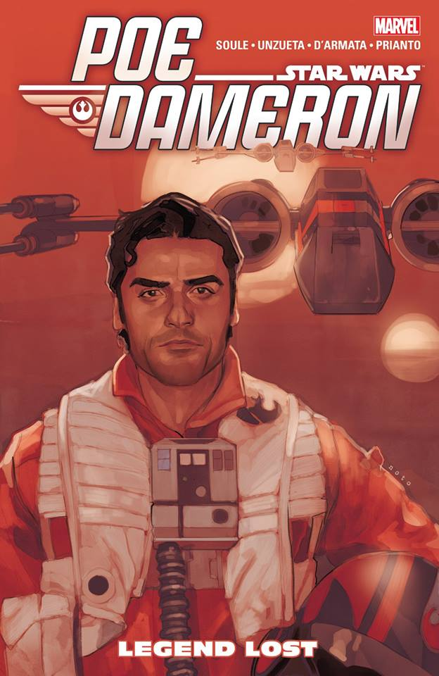 Star Wars: Poe Dameron Volume 3 - Legend Lost