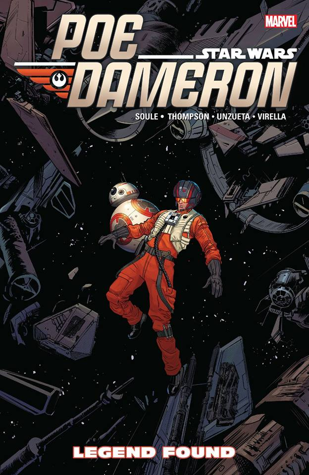 Star Wars: Poe Dameron Volume 4 - Legend Found
