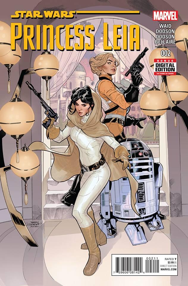 Star Wars Princess Leia 2