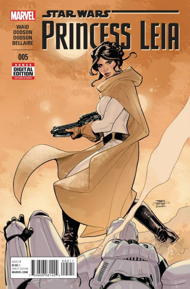 Star Wars Princess Leia 5