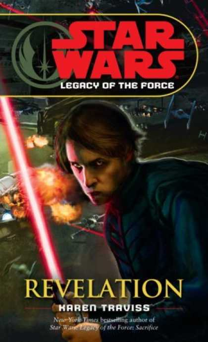 Star Wars Legacy of the Force: Revelation