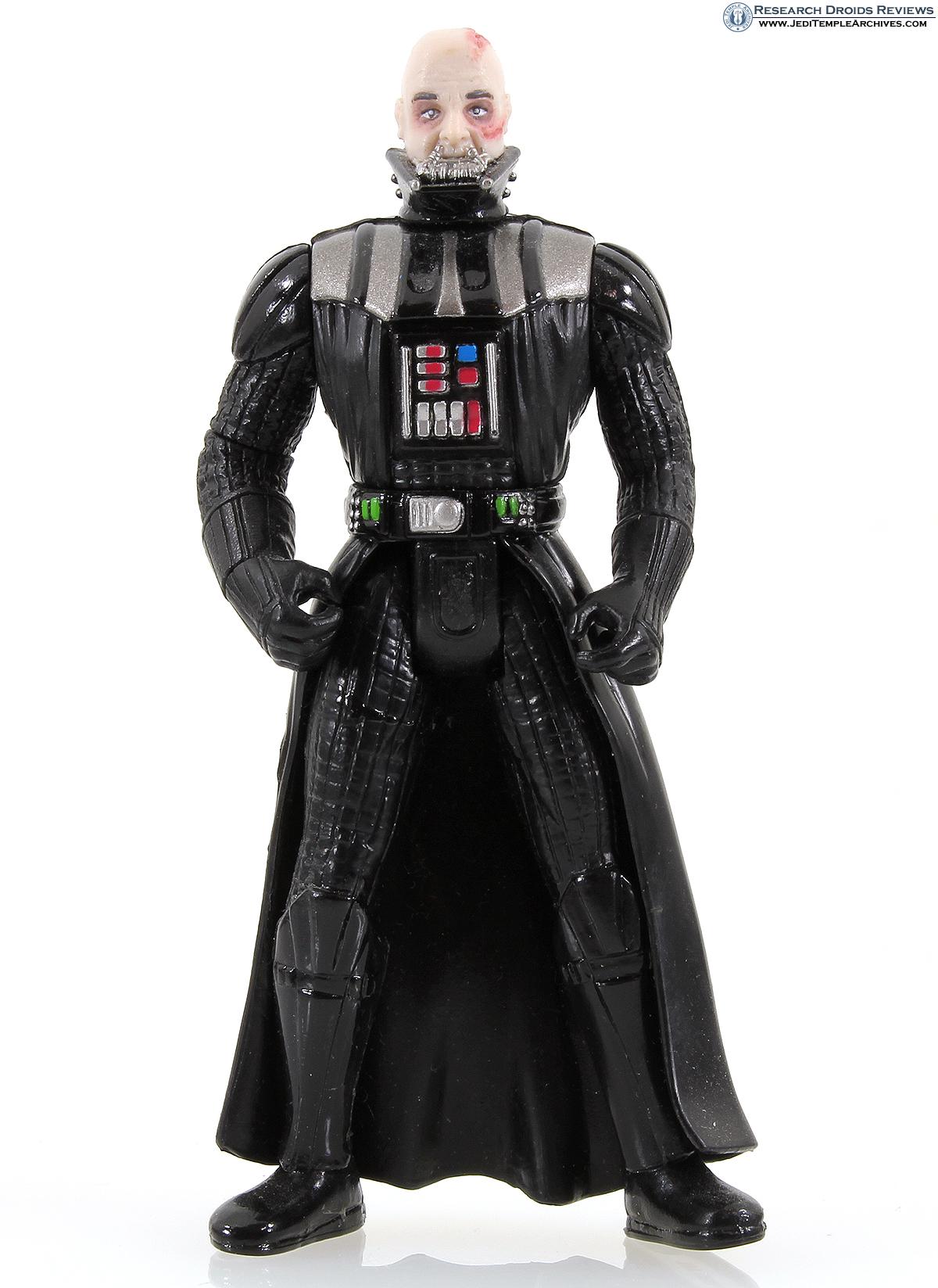 Darth Vader (With Rmovable Helmet)