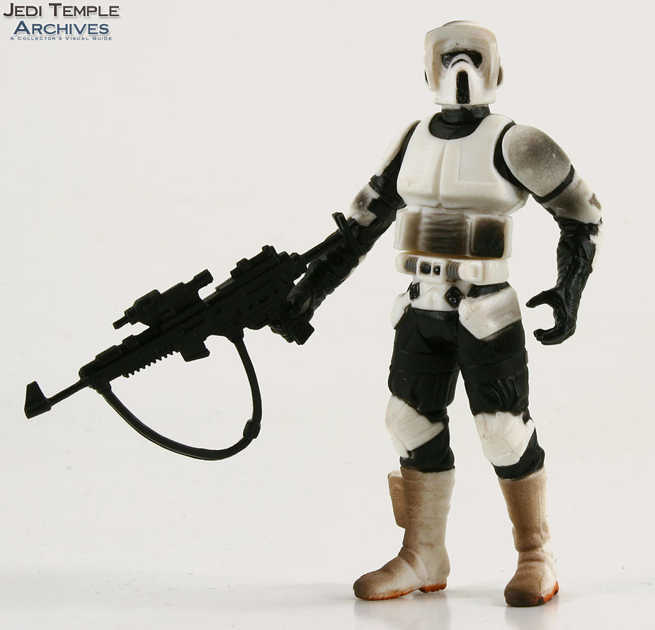 "Star Wars Hot Wheels Biker Scout Trooper on Speeder Bike /""Return of the Jedi/"""