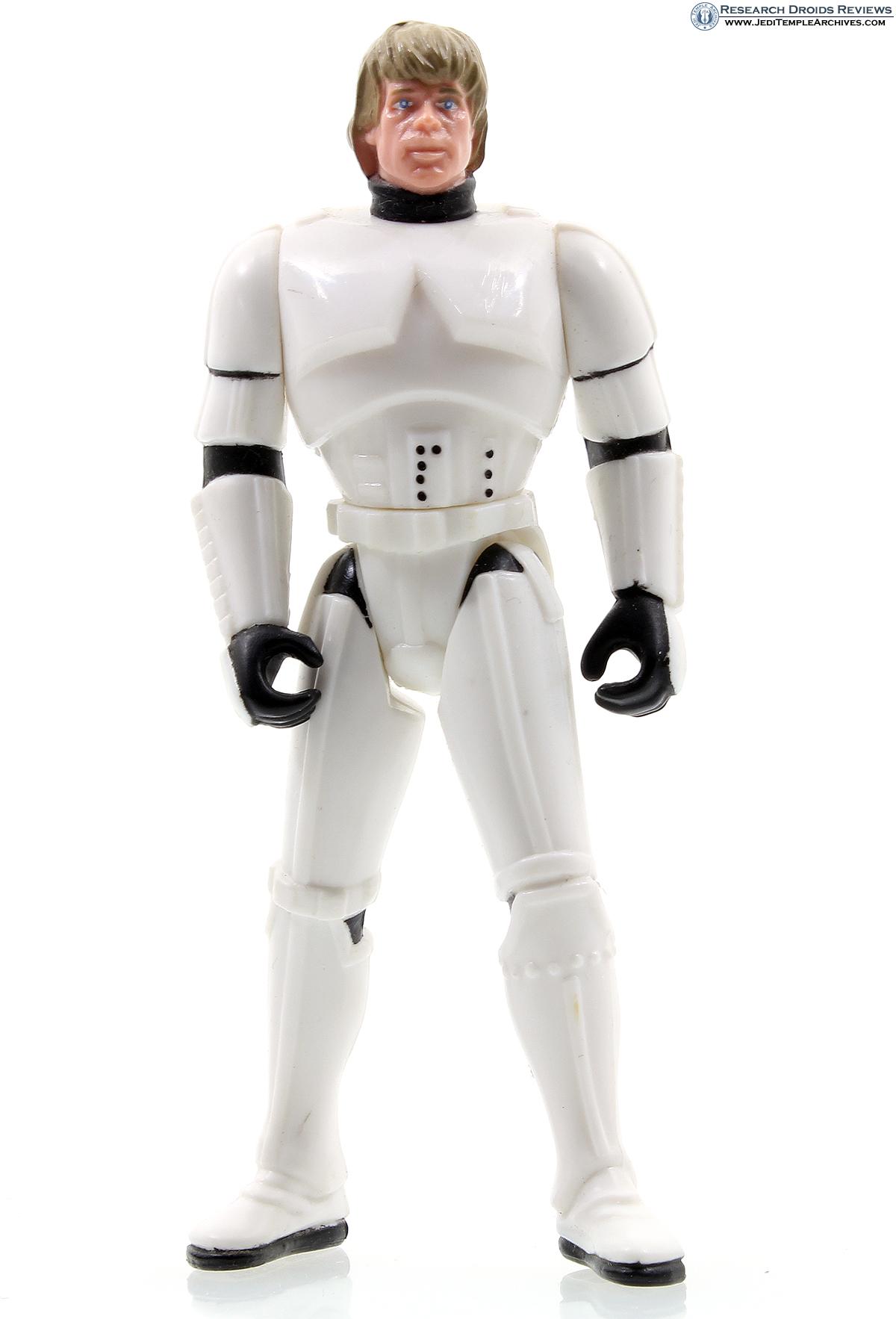 Luke Skywalker (In Stormtrooper Disguise) -