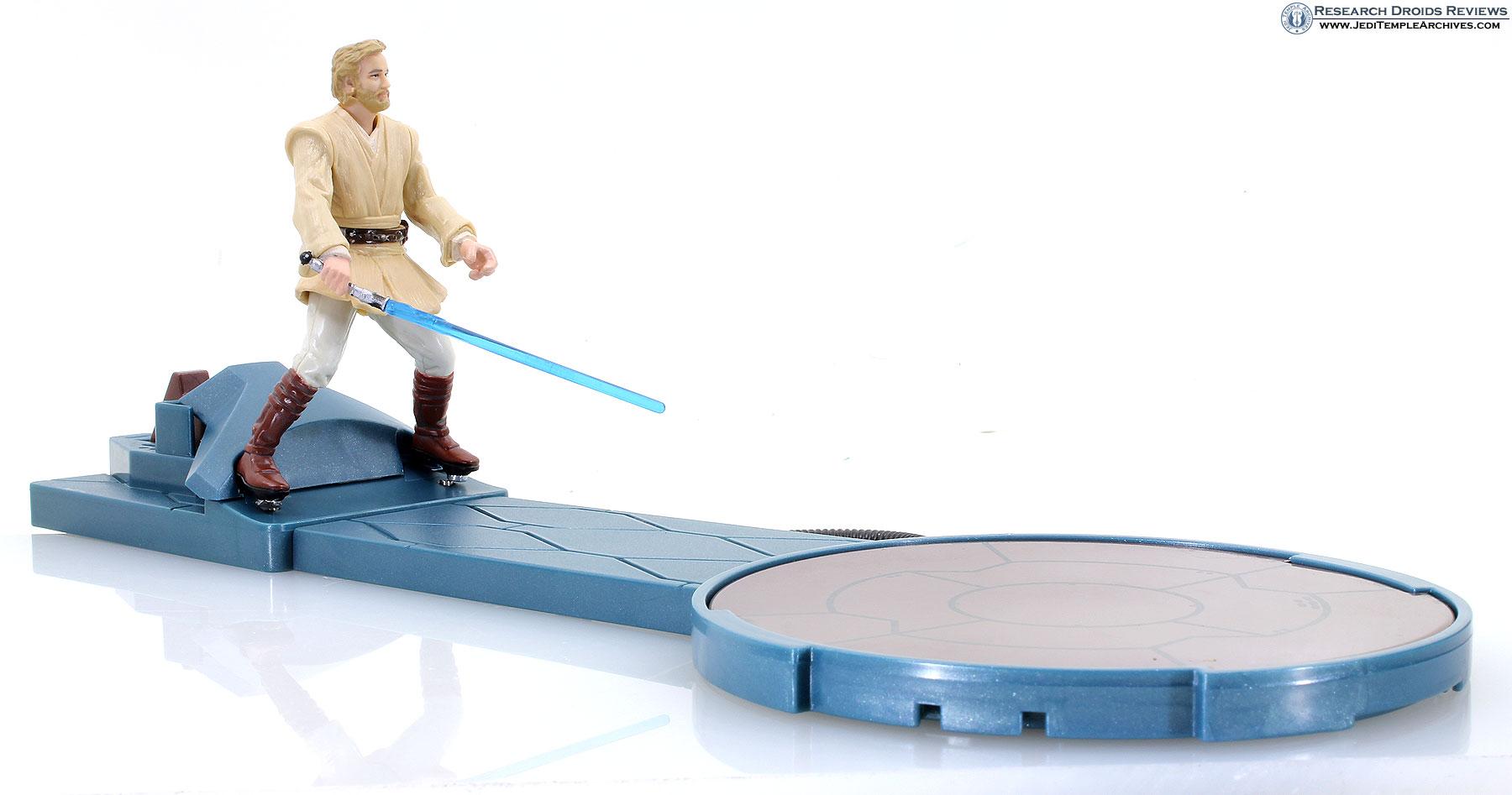 Obi-Wan Kenobi w/ Force Flipping Attack