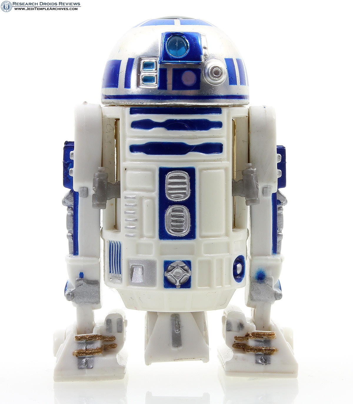 R2-D2 (with Booster Rockets - no paint) -