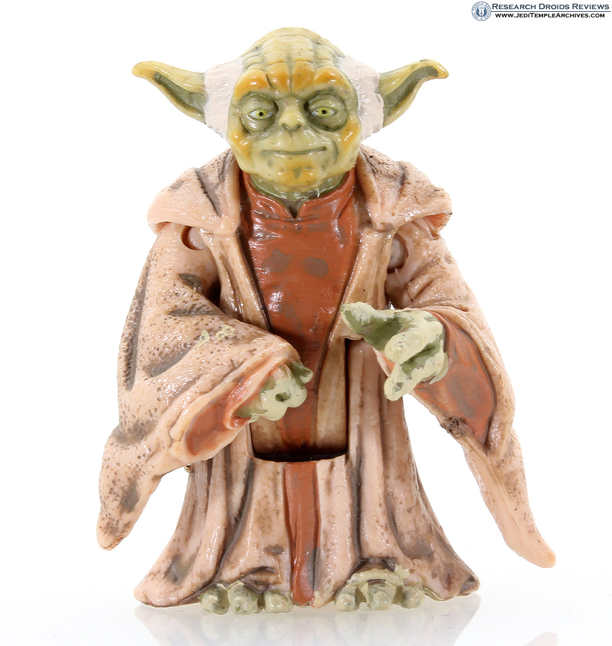 Yoda (with Council Chair) -