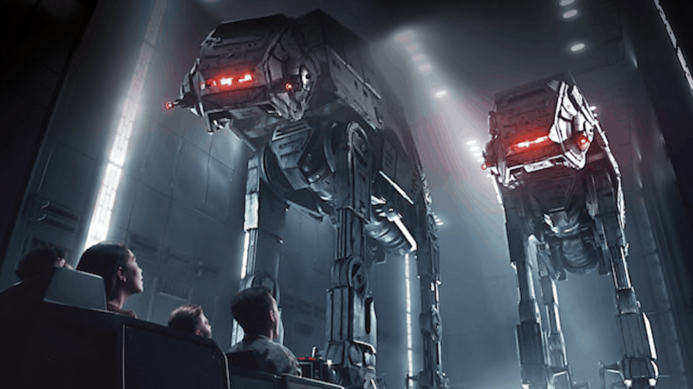 Star Wars: Rise of the Resistance (GE)