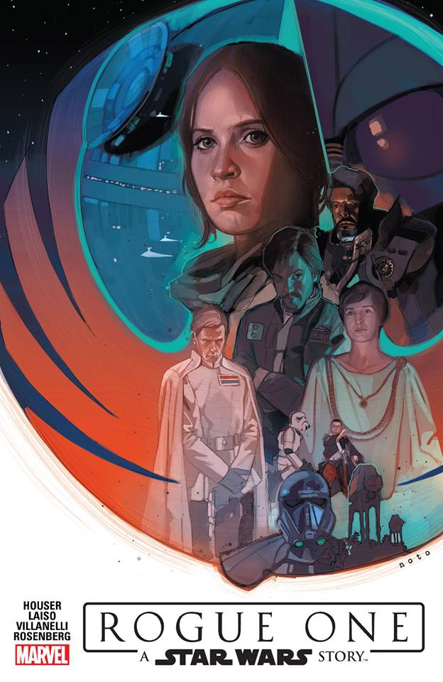Rogue One: A Star Wars Story (Marvel hardcover)