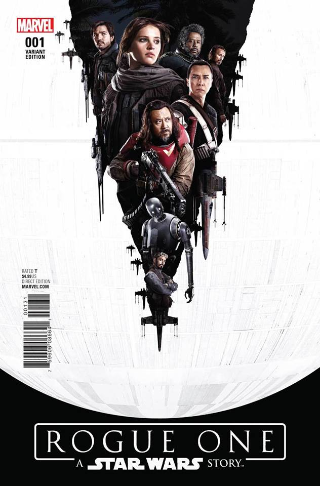Rogue One: A Star Wars Story 1 - Movie Variant
