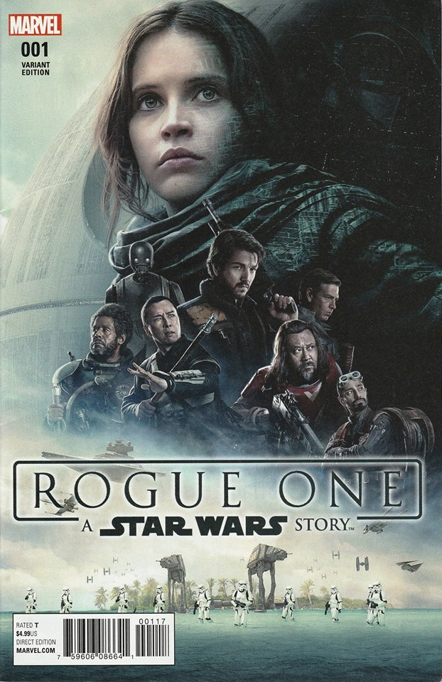Rogue One: A Star Wars Story 1 - Walmart Exclusive Variant