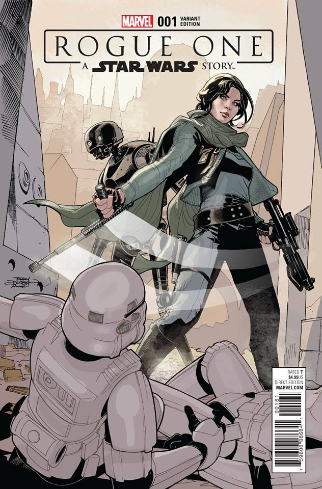 Rogue One: A Star Wars Story 1 - Dodson Variant