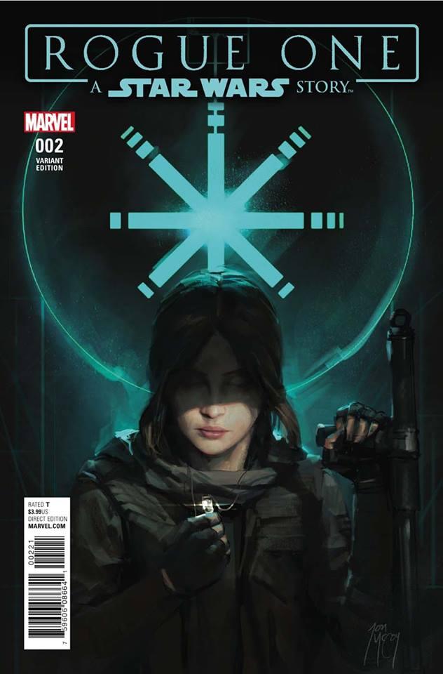 Rogue One: A Star Wars Story 2 - Jon McCoy Variant