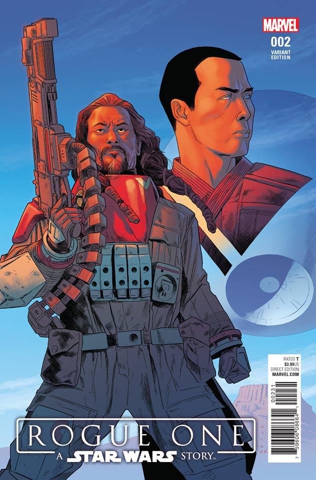 Rogue One: A Star Wars Story 2 - Kris Anka Variant