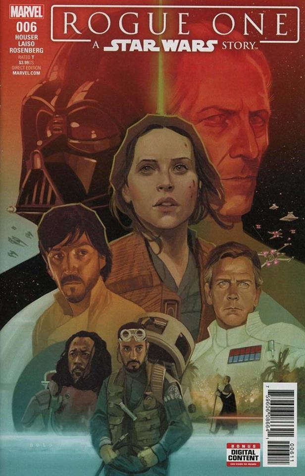 Rogue One: A Star Wars Story 6