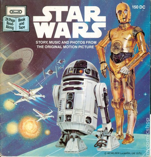 Star Wars (Book and Record)