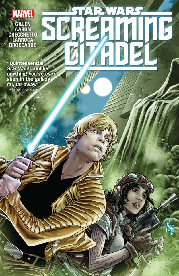 Star Wars: Screaming Citadel (paperback)