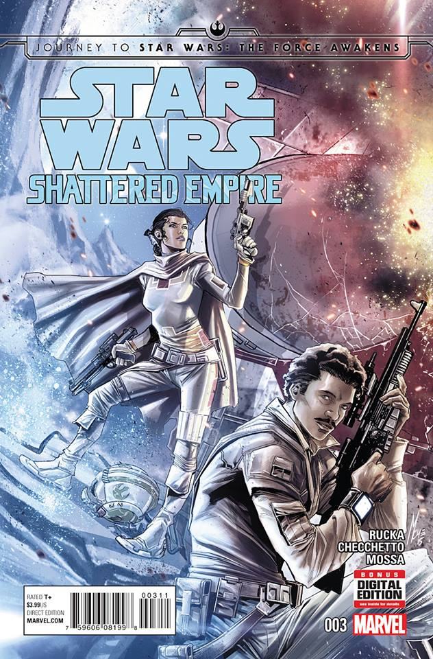 Star Wars Shattered Empire 3