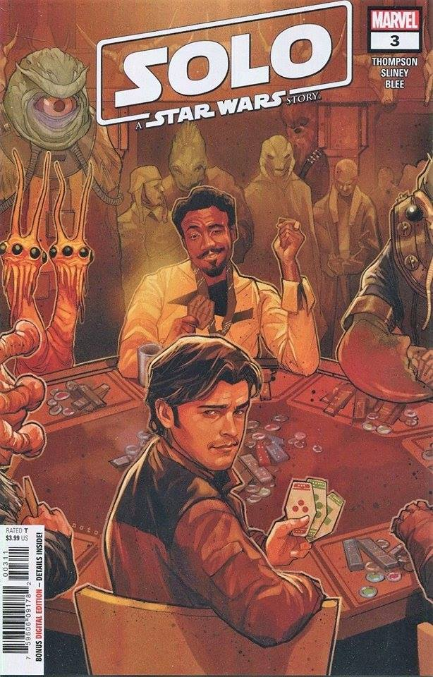 Solo: A Star Wars Story 3