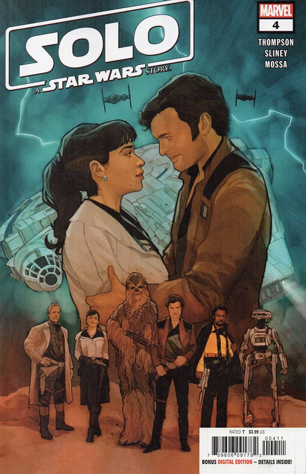 Solo: A Star Wars Story 4
