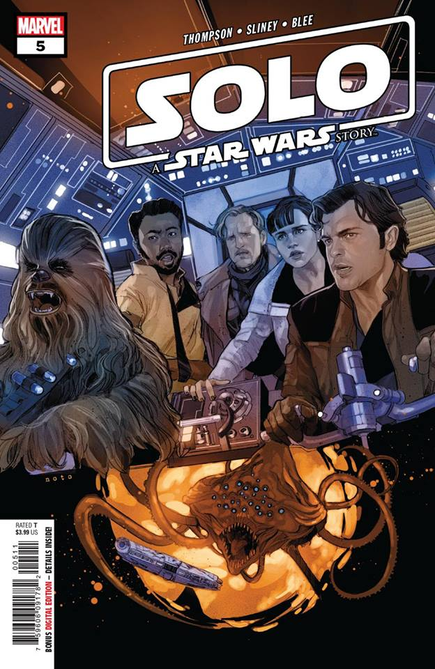 Solo: A Star Wars Story 5