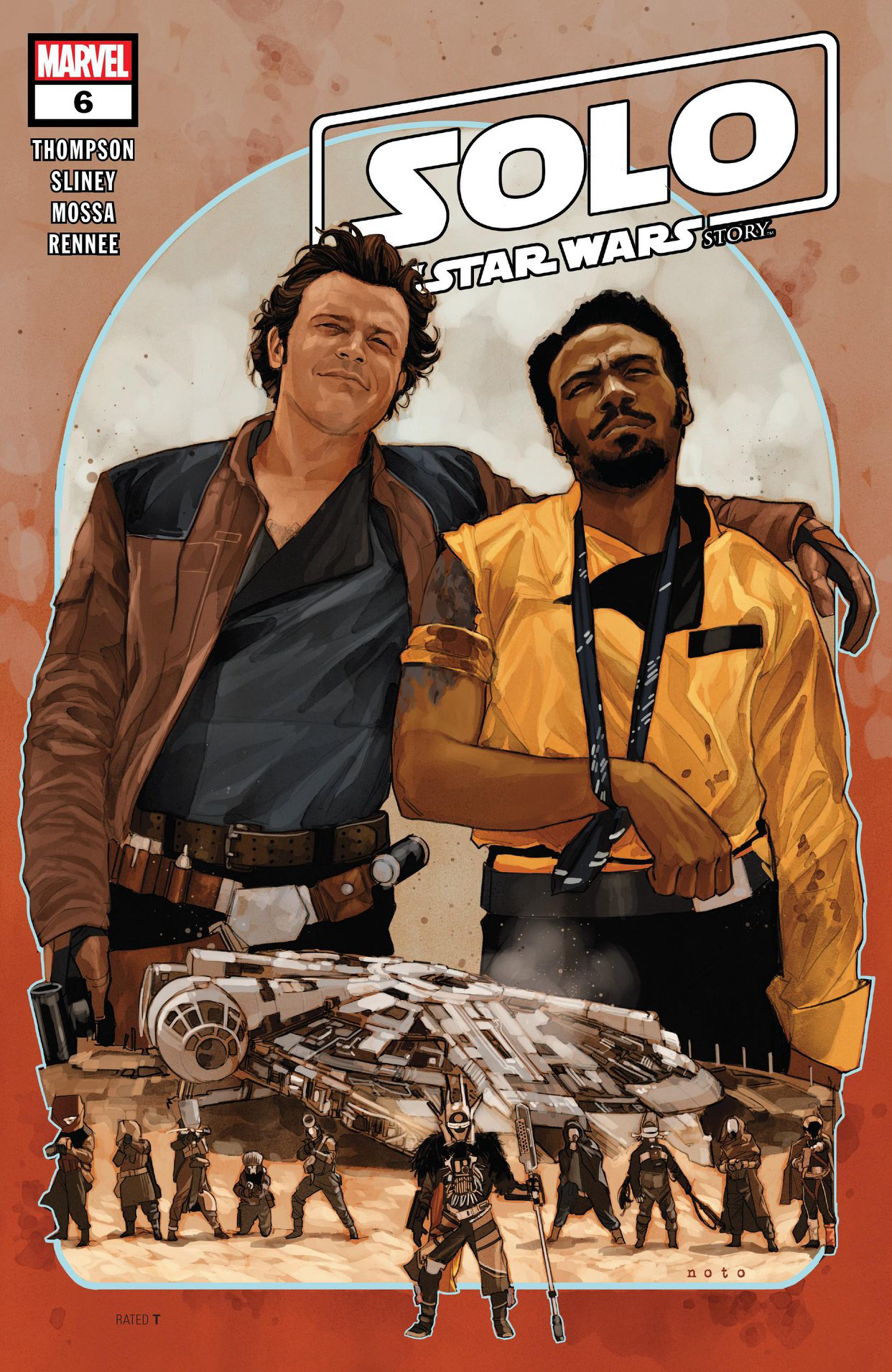 Solo: A Star Wars Story 6 - First Printing