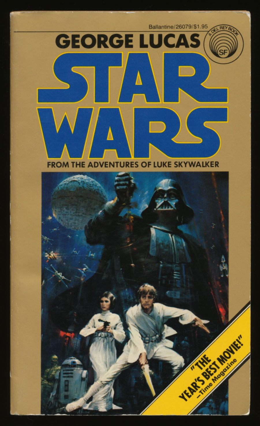Star Wars: From the Adventures of Luke Skywalker (Seventh Printing)