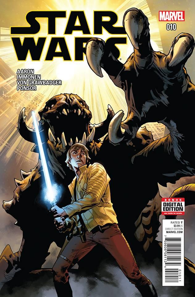 Star Wars 10 (Marvel 2015) - First Printing