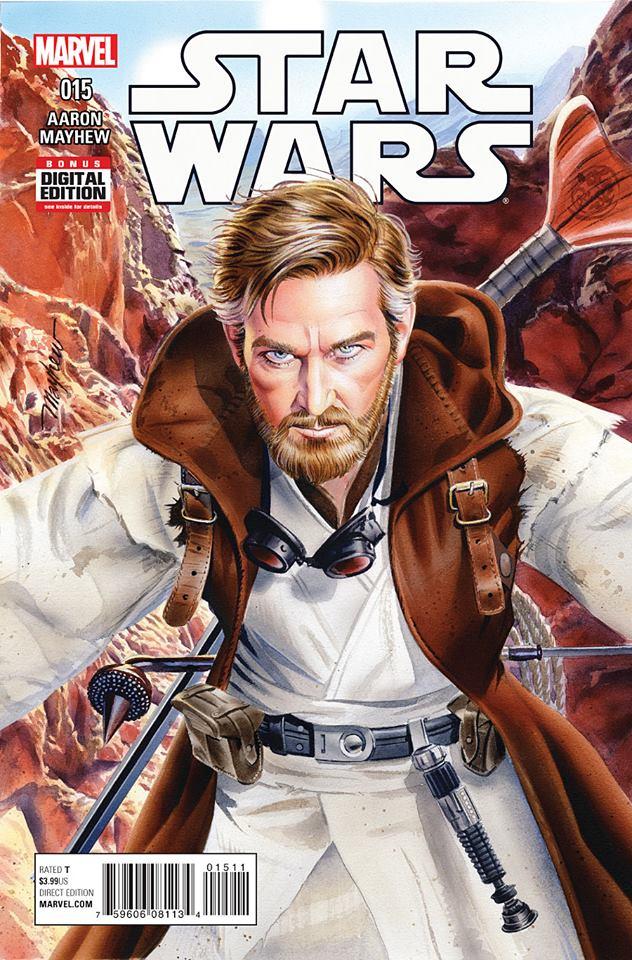 Star Wars 15 (Marvel 2015)